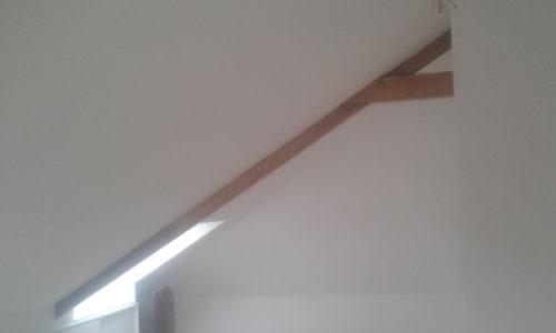 gyproc renovatie onder dak